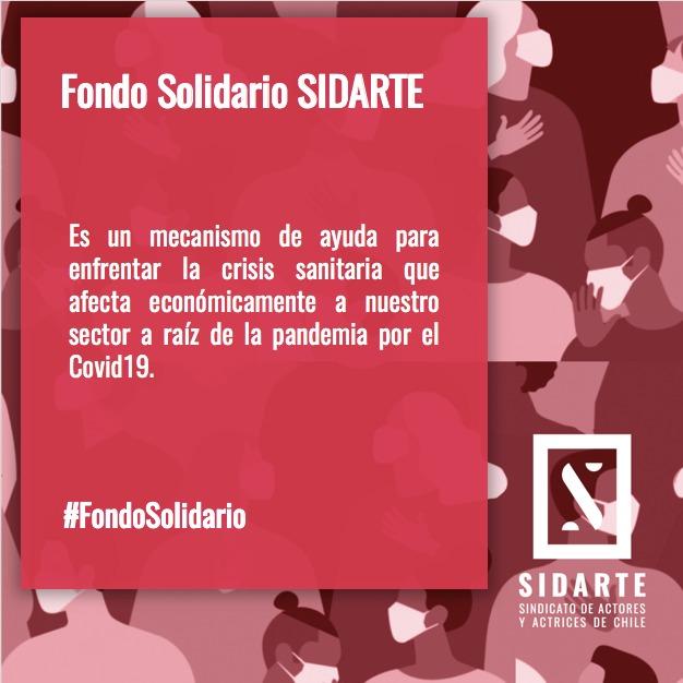 Conoce de qué se trata el Fondo Solidario SIDARTE