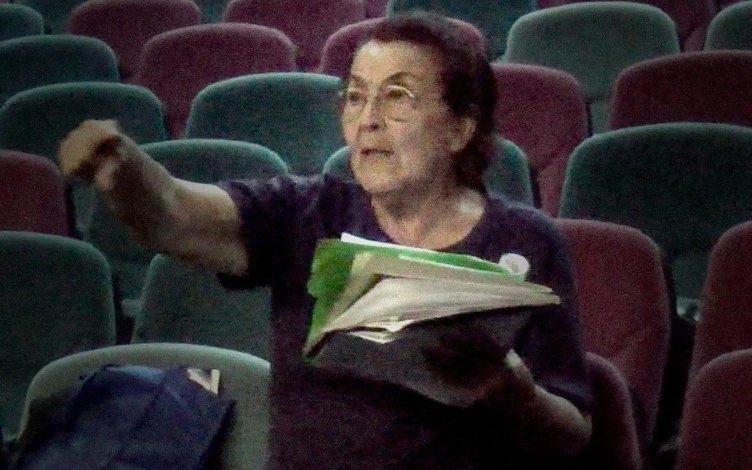 Shenda Román oficializa postulación al Premio Nacional de Arte 2021