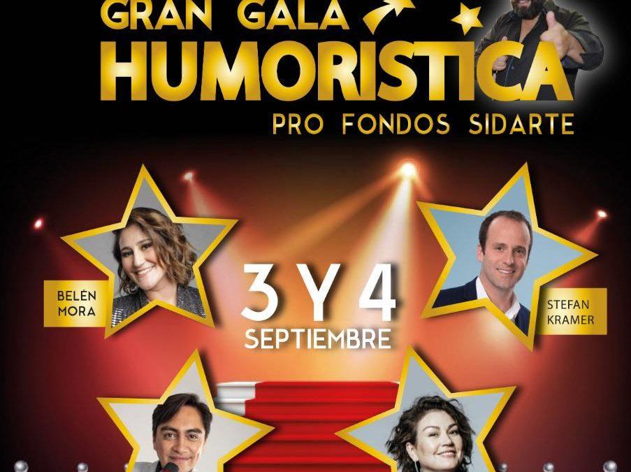 Gran Gala Humorística 2021
