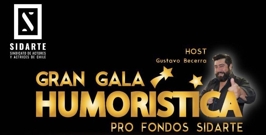 Agradecimientos Gala Humorística 2021